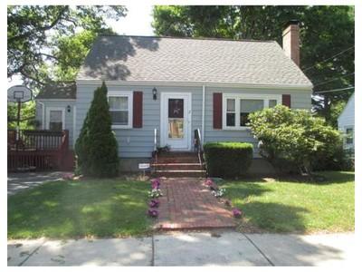 Single Family for sales at 2 Halsey Rd  Boston, Massachusetts 02136 United States