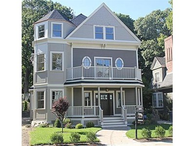 Single Family for sales at 62 Toxteth Street  Brookline, Massachusetts 02446 United States