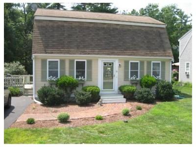 Single Family for sales at 51 Redwood Cir  Pembroke, Massachusetts 02359 United States