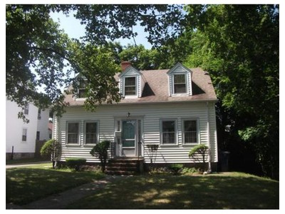 Single Family for sales at 14 Newfield St.  Boston, Massachusetts 02132 United States