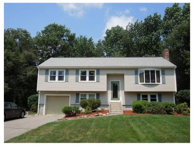Single Family for sales at 6 Tamworth Rd  Sharon, Massachusetts 02067 United States