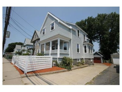 Single Family for sales at 460 Beech  Boston, Massachusetts 02131 United States