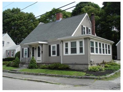 Multi Family for sales at 18-22 School St  Weymouth, Massachusetts 02189 United States