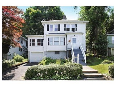 Single Family for sales at 68 Lake Shore Rd  Boston, Massachusetts 02135 United States