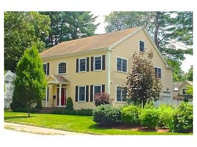 Single Family for sales at 60 Manor Ave  Wellesley, Massachusetts 02482 United States