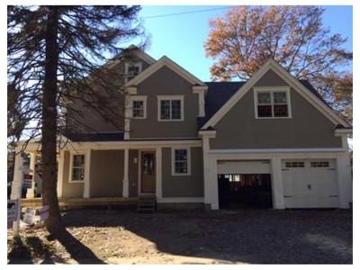 Single Family for sales at 21 Melrose Ave.  Needham, Massachusetts 02492 United States