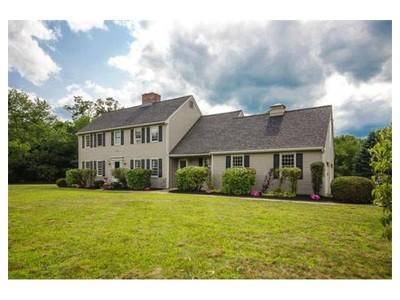 Single Family for sales at 2 Waterside Lane  West Newbury, Massachusetts 01985 United States