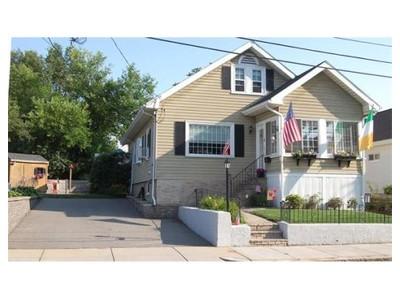 Single Family for sales at 8 Berwick Street  Boston, Massachusetts 02132 United States