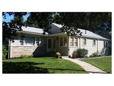 Single Family for sales at 95 High St  Stoneham, Massachusetts 02180 United States
