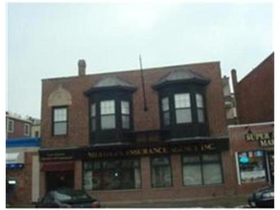 Commercial / Industrial for sales at 298a Bennington St  Boston, Massachusetts 02128 United States