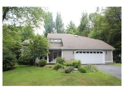 Single Family for sales at 122 Ash St  Hopkinton, Massachusetts 01748 United States