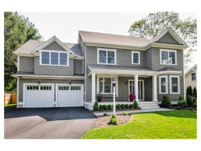 Single Family for sales at 19 Fletcher Road  Bedford, Massachusetts 01730 United States