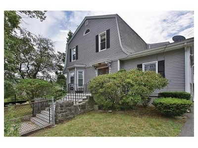 Multi Family for sales at 161-163 Grand View Ave  Quincy, Massachusetts 02170 United States