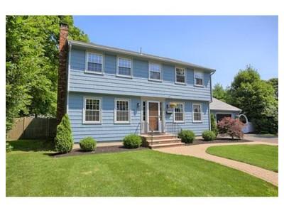 Single Family for sales at 7 Cross Street  Beverly, Massachusetts 01915 United States