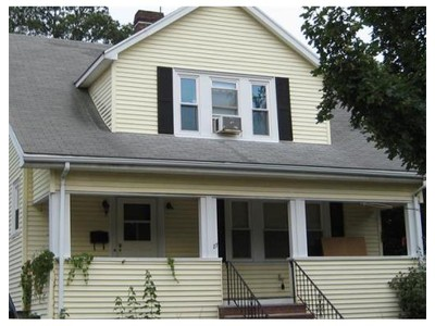 Single Family for sales at 27 Burns  Quincy, Massachusetts 02169 United States
