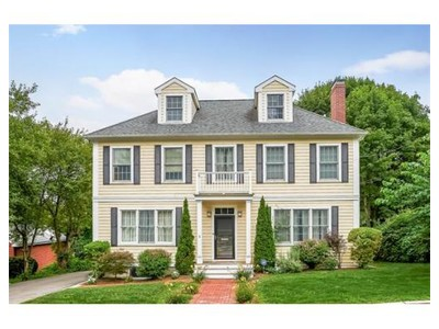 Single Family for sales at 5 Winchester Ter  Boston, Massachusetts 02130 United States