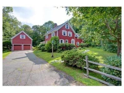 Single Family for sales at 800 Salem End Road  Framingham, Massachusetts 01702 United States