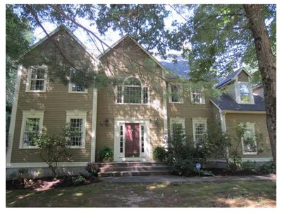 Single Family for sales at 11 Fieldstone Path  Walpole, Massachusetts 02081 United States