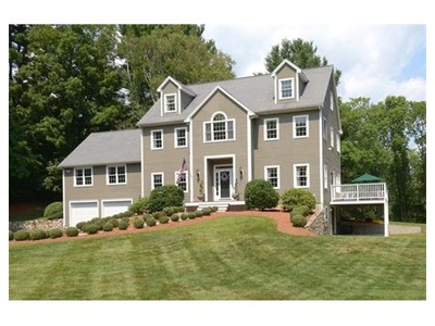 Single Family for sales at 8 Valley Rd  Topsfield, Massachusetts 01983 United States