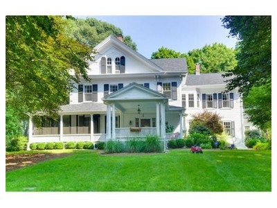 Single Family for sales at 26 Grove Street  Natick, Massachusetts 01760 United States