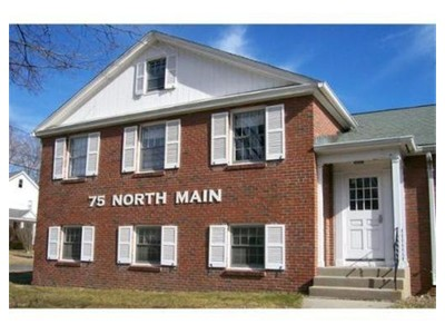 Commercial for sales at 75 North Main Street  East Longmeadow, Massachusetts 01028 United States