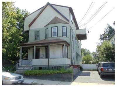 Multi Family for sales at 32 Farragut  Somerville, Massachusetts 02144 United States