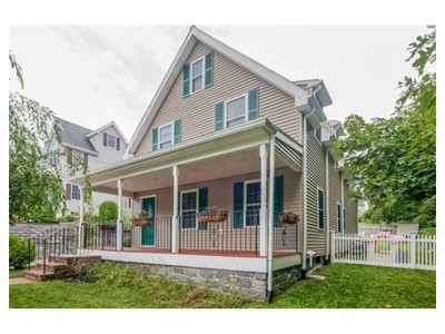 Single Family for sales at 15 Minihans Ln  Quincy, Massachusetts 02169 United States