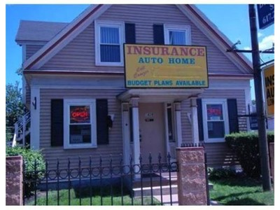 Income Property for sales at 1428 Dorchester Ave.  Boston, Massachusetts 02122 United States