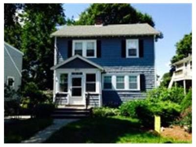 Single Family for sales at 2173 Centre  Boston, Massachusetts 02132 United States