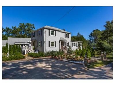 Single Family for sales at 129 Beach St  Sharon, Massachusetts 02067 United States