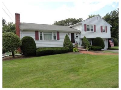Single Family for sales at 215 Park St.  Stoneham, Massachusetts 02180 United States
