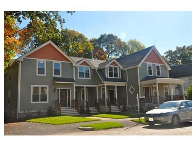 Single Family for sales at 19 Meredith Avenue  Newton, Massachusetts 02461 United States