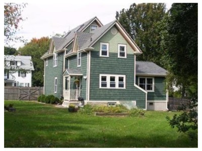 Single Family for sales at 74 Anawan Ave  Boston, Massachusetts 02132 United States