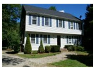 Single Family for sales at 95 Route 130  Sandwich, Massachusetts 02644 United States