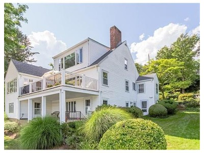 Single Family for sales at 30 Crabtree Rd  Quincy, Massachusetts 02171 United States