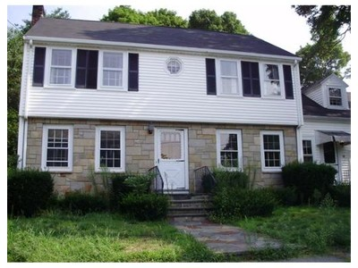 Single Family for sales at 35 Barry Street  Quincy, Massachusetts 02169 United States