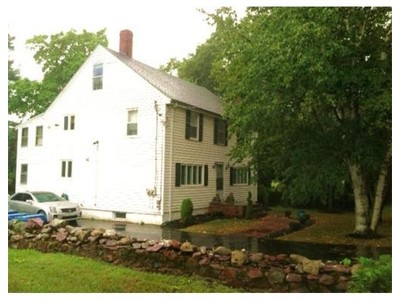 Multi Family for sales at 955 Randolph  Canton, Massachusetts 02021 United States