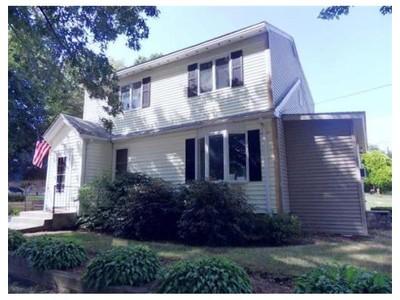 Single Family for sales at 12 Mayboro St  Blackstone, Massachusetts 01504 United States