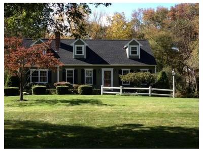 Single Family for sales at 19 Greystone Way  Easton, Massachusetts 02356 United States