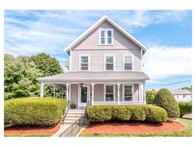 Single Family for sales at 42 Warren Street  Stoneham, Massachusetts 02180 United States