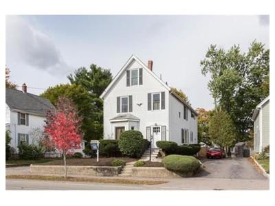 Single Family for sales at 69 Sanderson Ave  Dedham, Massachusetts 02026 United States