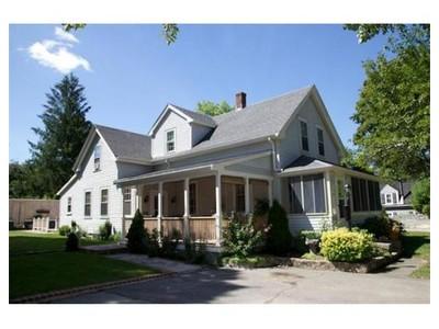 Single Family for sales at 285 N Main St  Cohasset, Massachusetts 02025 United States