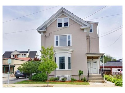 Multi Family for sales at 4-6 Hadley Place  Medford, Massachusetts 02155 United States
