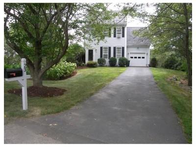 Single Family for sales at 23 Farrington St  Foxboro, Massachusetts 02035 United States