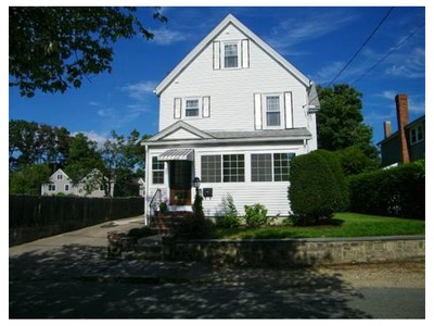 Single Family for sales at 38 Oak Ave  Newton, Massachusetts 02465 United States