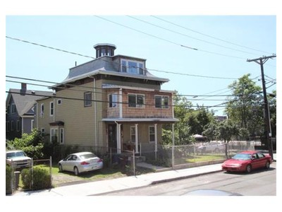 Multi Family for sales at 125 Sycamore St  Somerville, Massachusetts 02145 United States
