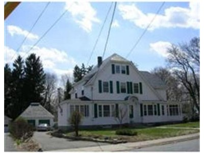 Single Family for sales at 6 Ridge Rd  Lawrence, Massachusetts 01841 United States