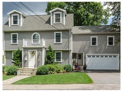 Co-op / Condo for sales at 32 Cross Street  Newton, Massachusetts 02465 United States