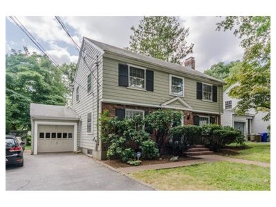 Single Family for sales at 19 Puddingstone Rd  Brookline, Massachusetts 02467 United States