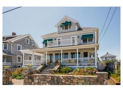 Single Family for sales at 47 Beach Ave  Hull, Massachusetts 02045 United States